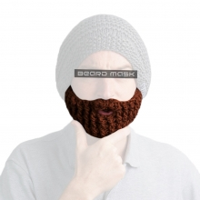 Big Foot Big Beard Mask