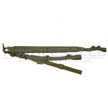 Big Foot Rapid Adjustment Two Point Weapon Sling (OD)