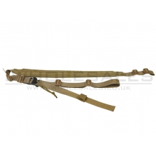 Big Foot Rapid Adjustment Two Point Weapon Sling (Tan)