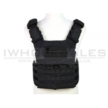Big Foot JPC Vest (Strengthed - Black)