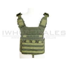 Big Foot JPC Vest (Strengthed - OD)