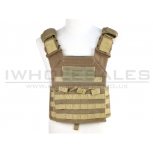 Big Foot JPC Vest (Strengthed - Tan)