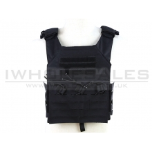 Big Foot JPC Tactical Vest (Strengthed - Black)