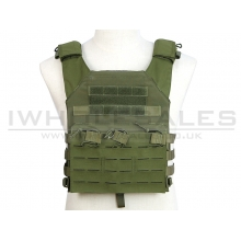Big Foot JPC Tactical Vest (Strengthed - OD)