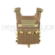 Big Foot JPC Tactical Vest (Multicam - Tan)