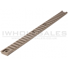 Airtech Studios AAR Accessory Rail (AM-013/014 - Tan - Long)