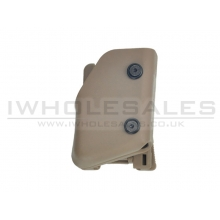FMA Multi-Angle Magazine Speed Pouch (Tan - TB971-DE)