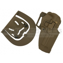 Black 226 Belt Holster (Hard - Tan)
