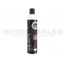 Duel Code Green Gas with Silicone (600ml)