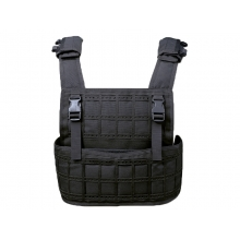 Big Foot Modular Plate Carrier Vest (Black)