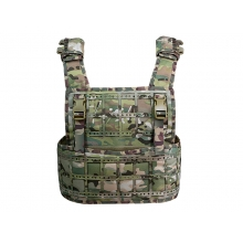 Big Foot Modular Plate Carrier Vest (Camo)