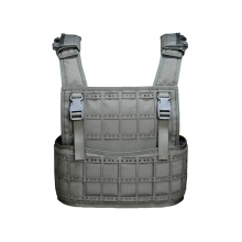 Big Foot Modular Plate Carrier Vest (Urban Grey)