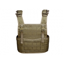 Big Foot Modular Plate Carrier Vest (Tan)