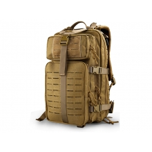Big Foot 3P Laser Cut Backpack (Tan)