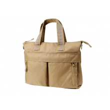 Big Foot Laptop Bag (Tan)