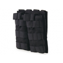 Big Foot Tactical Double Magazine Pouch for M4/AK/AUG (Black)