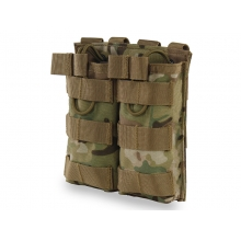 Big Foot Tactical Double Magazine Pouch for M4/AK/AUG (Multicam)