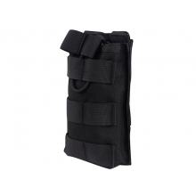 Big Foot Tactical Single Magazine Pouch for M4/AK/AUG (Black)