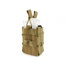 Big Foot Tactical Double M4 Pouch (Tan)