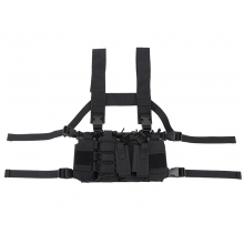 Big Foot Direct Action Combat Assault Rig - D.A.C.A.R - Black