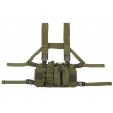 Big Foot Direct Action Combat Assault Rig - D.A.C.A.R - OD