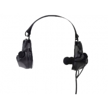 ZTac Comtac II - Electronic Ear Defenders and Coms Headset w/ Mic - BK
