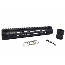 Ares Octa Arms M-Lok System Handguard (Black - 290mm - ML-003-BK)