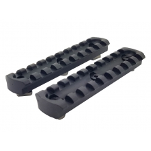 "Ares Octa Arms 4.0"" M-Lok Key Rail System (2pcs - ML-R-002)"