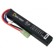 Big Foot Heat Lipo Battery 1300 mAh 11.1v 20c (Stick - 120mm)