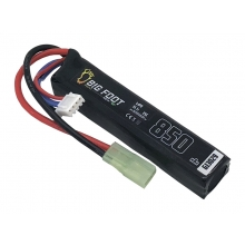 Big Foot Heat Lipo Battery 850mAh 11.1v 15c (Bolt Compatible)