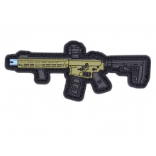 Falkor Blitz SBR AR15 Patch