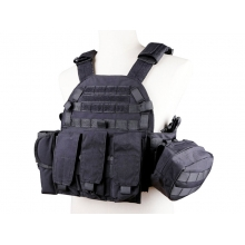 Big Foot 6094 Vest (500D - Black)
