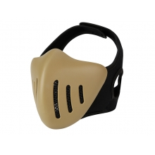 Big Foot Glory Knight Mesh Mask (Tan)