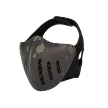 Big Foot Glory Knight Mesh Mask (Black/Multicam)