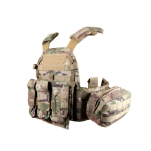 Big Foot 6094 Vest (500D - Multicam)