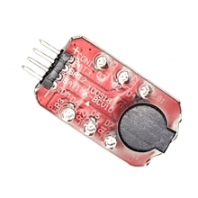 Big Foot Heat LiPo Alarm (2-3S)