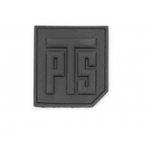 "PTS 1.5"" Tab Patch (Black)"