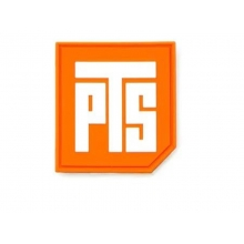 "PTS 1.5"" Tab Patch (Orange)"