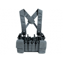 Big Foot D3CRX Chest Rig Vest (Grey)