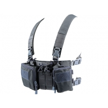 Big Foot D3CRH Chest Rig Vest (Grey)