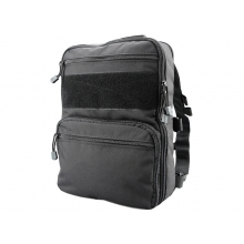 Big Foot Flatpack Plus Assault Backpack (Black)