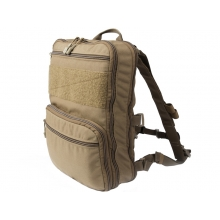 Big Foot Flatpack Plus Assault Backpack (Tan)