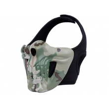 Big Foot Skull Lower Mask (Multicam)