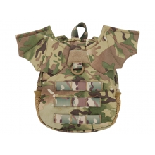 Big Foot Little Devil Kid's Backpack (Multicam)