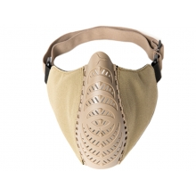 FMA Half Face Mask (Tan - TB1296-DE)