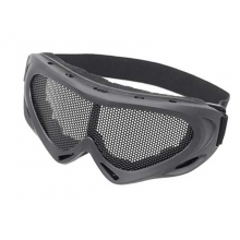 CCCP Goggles NV123 (Steel Mesh - Black)