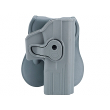 Big Foot 17 Series Quick Release Holster (Right - Urban Grey)