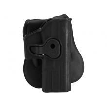Big Foot 17 Series Quick Release Holster (Right - Black)