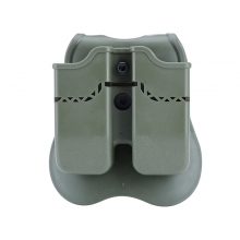 Big Foot F Series Double Magazine Pouch (OD)