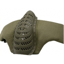 Big Foot Tactical Half Face Mask (OD)